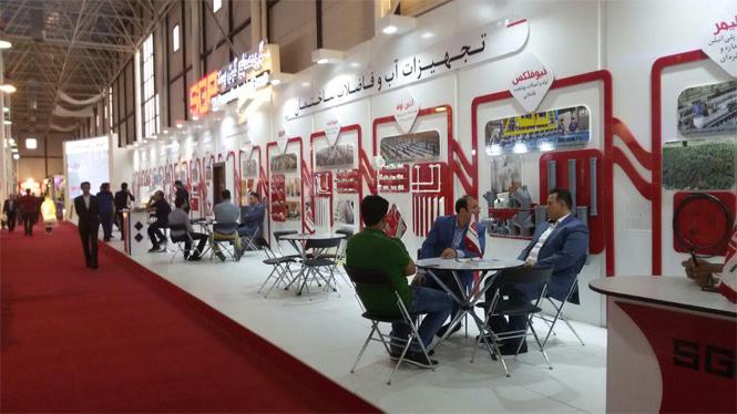 نمایشگاه ساختمان مشهد96
