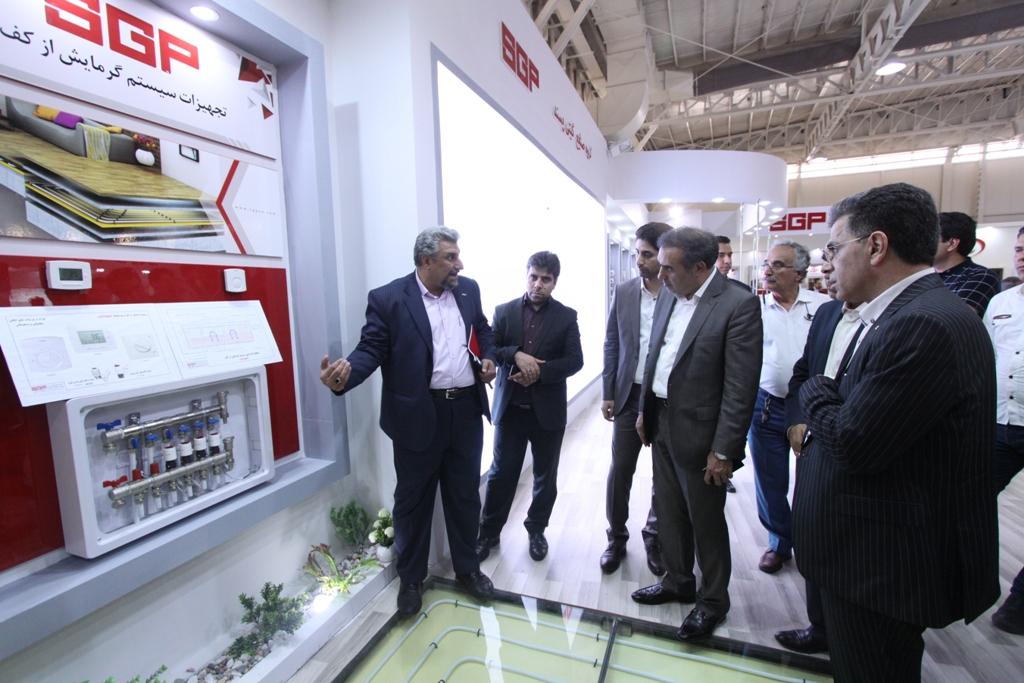 نمایشگاه ساختمان تهران97
